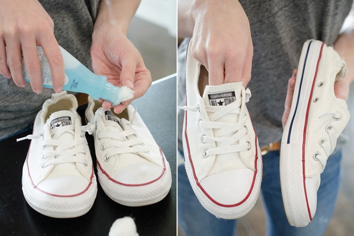 10 Bí quyết để giặt giày sạch trong nháy mắt 10