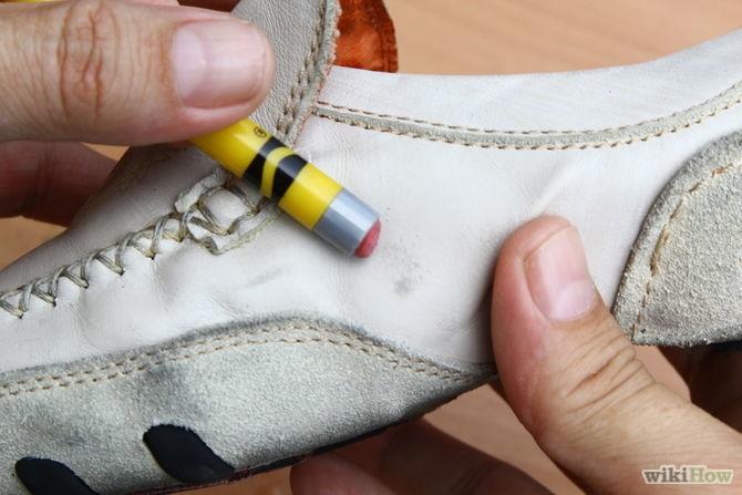 10 Bí quyết để giặt giày sạch trong nháy mắt 6
