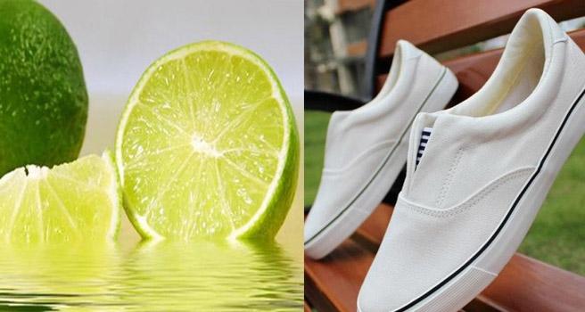 10 Bí quyết để giặt giày sạch trong nháy mắt 8