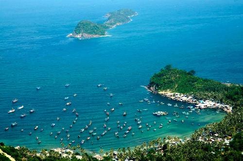 Top 10 hòn đảo thiên nhiên hấp nhất Việt Nam 3