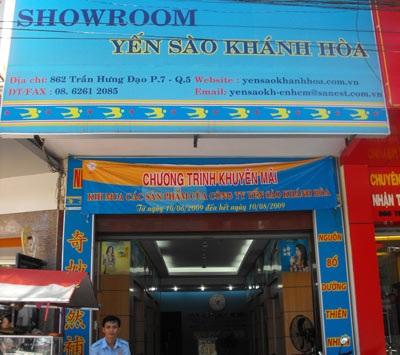 Top 10 cửa hàng bán Yến sào Khánh Hòa tại TpHCM uy tín, đảm bảo chất lượng và giá rẻ nhất 8