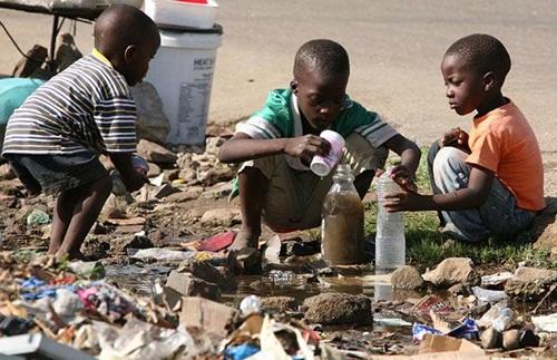 Top 10 quốc gia khèo khổ và khó khăn nhất thế giới hiện nay 8
