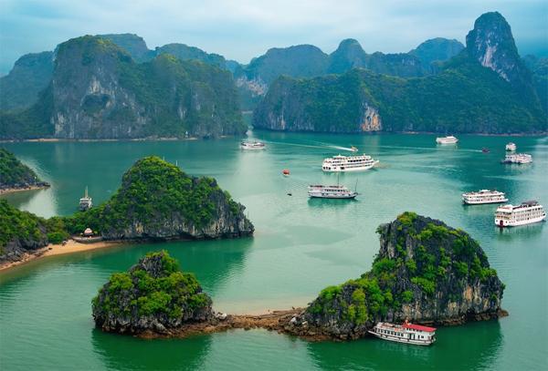 Top 10 địa điểm nổi tiếng thu hút khách du lịch nhất ở Đông Nam Á 3