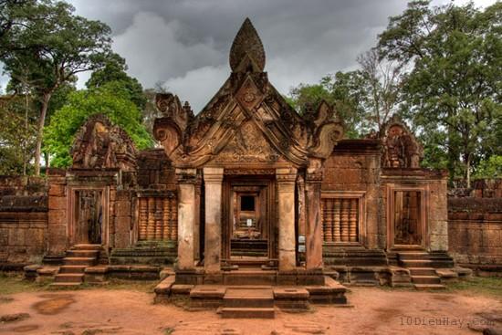 Top 10 địa điểm du lịch đẹp nổi tiếng nhất ở Campuchia 3
