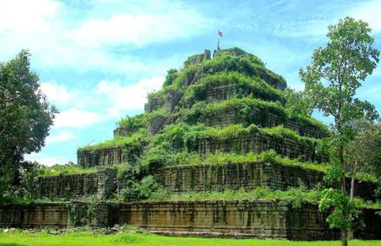 Top 10 địa điểm du lịch đẹp nổi tiếng nhất ở Campuchia 5