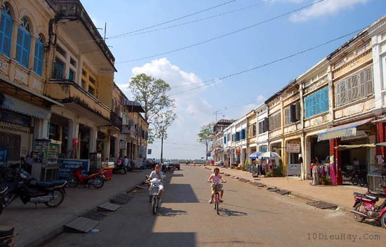 Top 10 địa điểm du lịch đẹp nổi tiếng nhất ở Campuchia 8