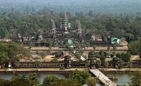 Top 10 địa điểm du lịch đẹp nổi tiếng nhất ở Campuchia 1