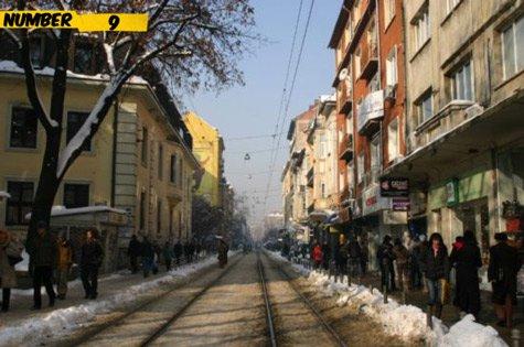 Top 10 bản xếp hạn những thành phố lớn ô nhiễm hàng đầu bật nhất thế giới 9