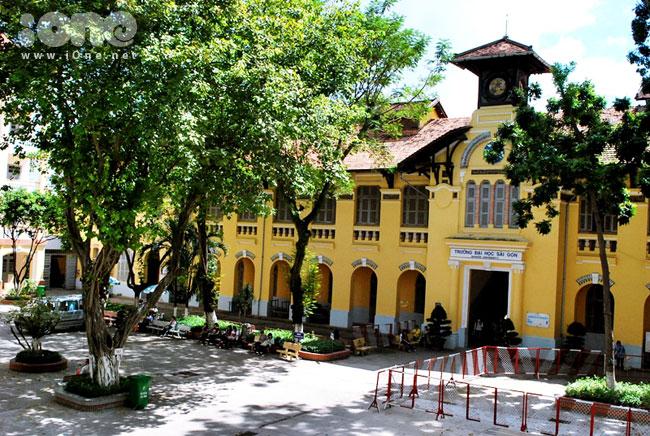 TOP 10 trường đại học danh tiếng hàng đầu Việt Nam tại TP.HCM 1
