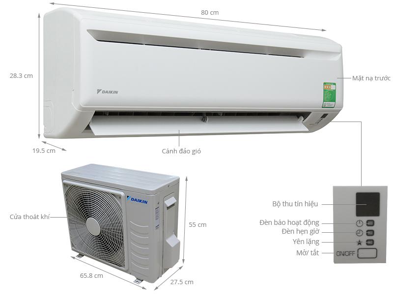 Khi mua máy lạnh daikin thì chúng ta cần chú ý những gì?