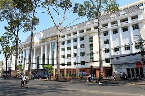 TOP 10 trường đại học danh tiếng hàng đầu Việt Nam tại TP.HCM 7