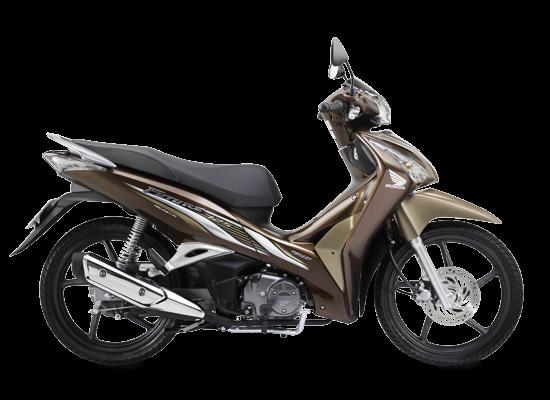 Top 10 mẫu xe gắn máy bán chạy nhất thị trường Việt Nam hiện nay 10