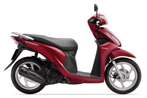 Top 10 mẫu xe gắn máy bán chạy nhất thị trường Việt Nam hiện nay 3