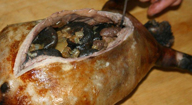 10 món ăn truyền thống kinh dị, khủng khiếp lạ lùng nổi tiếng khắp thế giới 4
