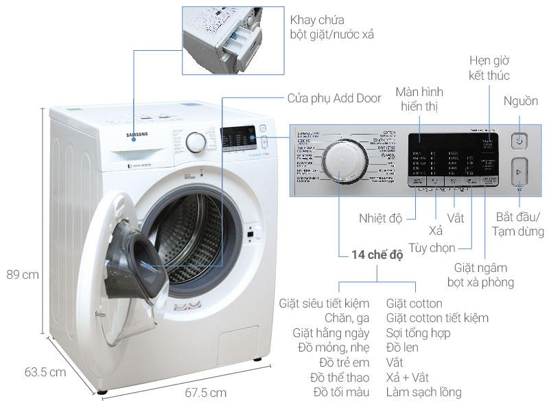 Top 10 máy giặt lồng ngang được đánh giá là sản phẩm tốt nhất và bán chạy nhất hiện nay 5