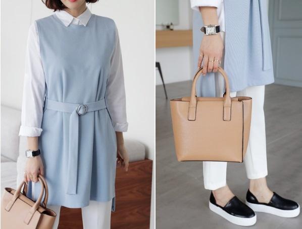 10 món đồ thời trang cần thiết dành cho mọi quý cô thuộc tín đồ tối giản 8