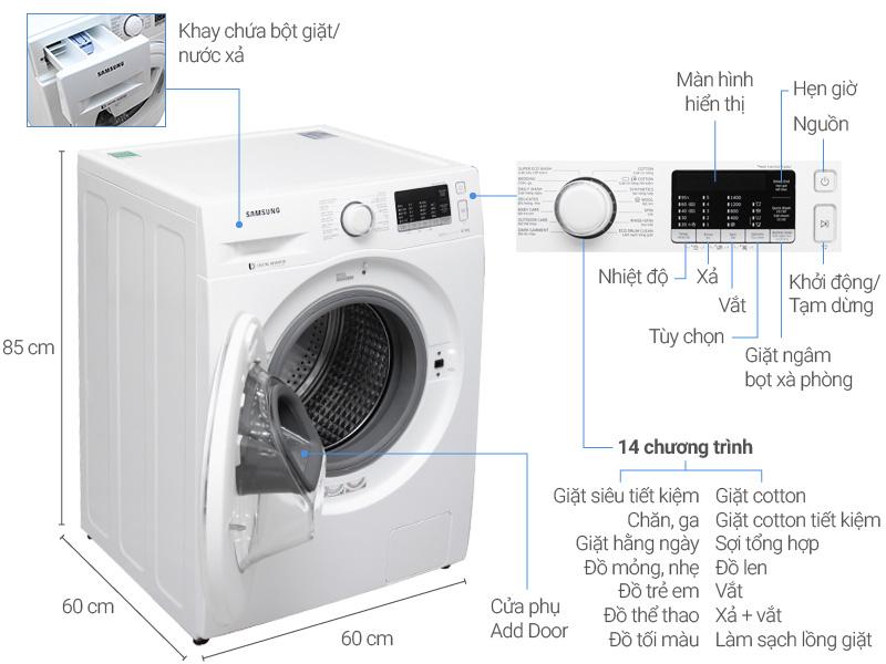 Top 10 máy giặt lồng ngang được đánh giá là sản phẩm tốt nhất và bán chạy nhất hiện nay 8