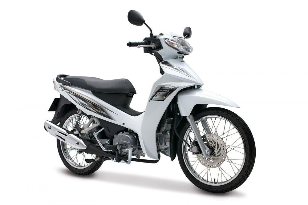 Top 10 mẫu xe gắn máy bán chạy nhất thị trường Việt Nam hiện nay 8
