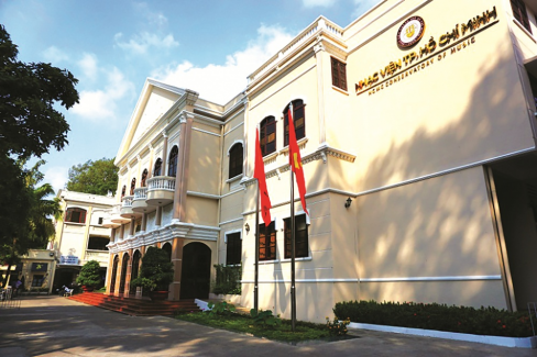 TOP 10 trường đại học danh tiếng hàng đầu Việt Nam tại TP.HCM 5