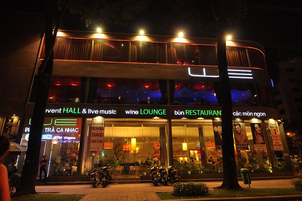 Sài Gòn Về Đêm, Những Điểm Đến Lý Tưởng 22