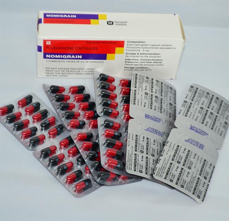 Top 10 loại thuốc Tây Y trị đau đầu nhanh và hiệu quả nhất 8