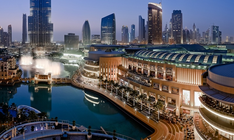 Top 10+ các trung tâm mua sắm lớn nhất thế giới 1