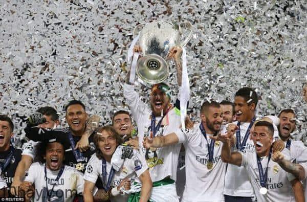 Top 10 đội bóng có tài sản cao ngất ngưỡng nhất trên thế giới 1