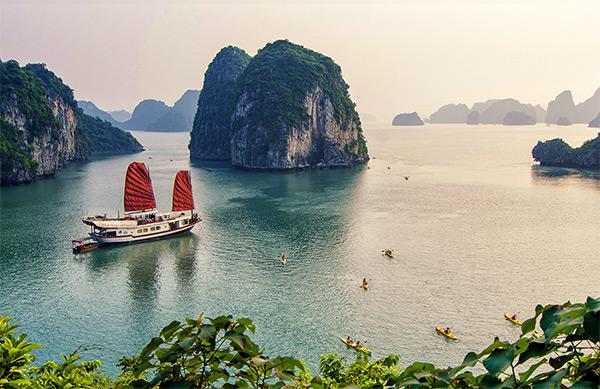 Top 10 bãi biển đẹp không thể bỏ qua khi du lịch đến Việt Nam 10