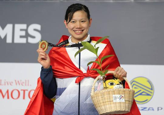 Top 10 vận động viên tài năng làm rạng danh Việt Nam 1