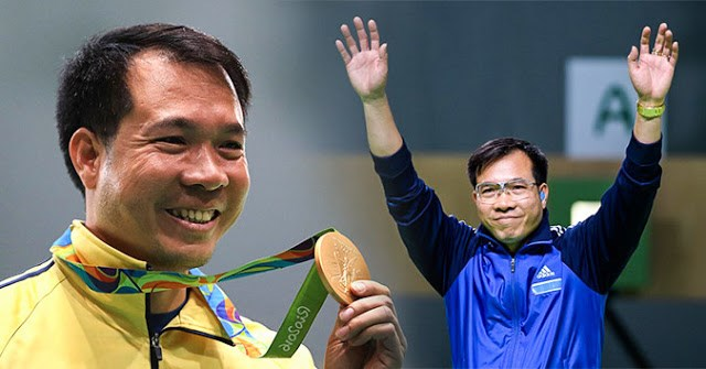 Top 10 vận động viên tài năng làm rạng danh Việt Nam 4