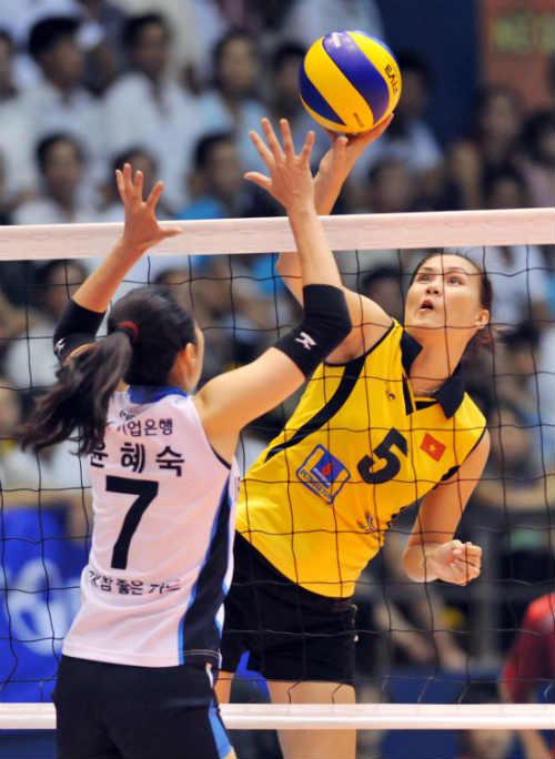 Top 10 vận động viên tài năng làm rạng danh Việt Nam 9