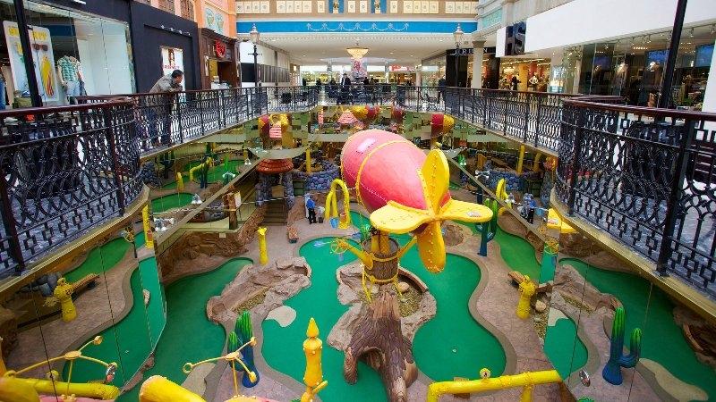 Top 10+ các trung tâm mua sắm lớn nhất thế giới 3