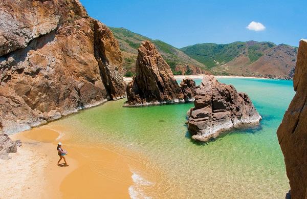 Top 10 bãi biển đẹp không thể bỏ qua khi du lịch đến Việt Nam 5