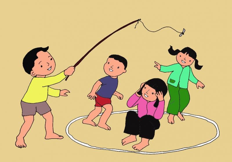 Mách bạn top 10 trò chơi hay bổ ích giúp trẻ em vui chơi, phát triển khỏa mạnh 1