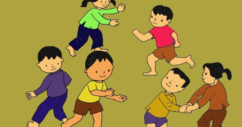 Mách bạn top 10 trò chơi hay bổ ích giúp trẻ em vui chơi, phát triển khỏa mạnh 2