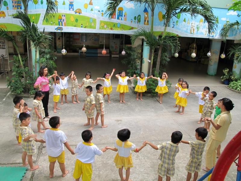 Mách bạn top 10 trò chơi hay bổ ích giúp trẻ em vui chơi, phát triển khỏa mạnh 1234567