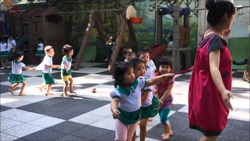 Mách bạn top 10 trò chơi hay bổ ích giúp trẻ em vui chơi, phát triển khỏa mạnh 5