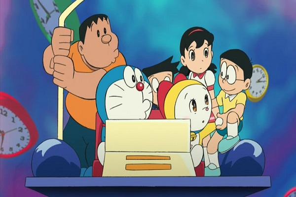 Top 10 bảo bối thú vị ai cũng muốn sở hữu một lần của Doraemon 1