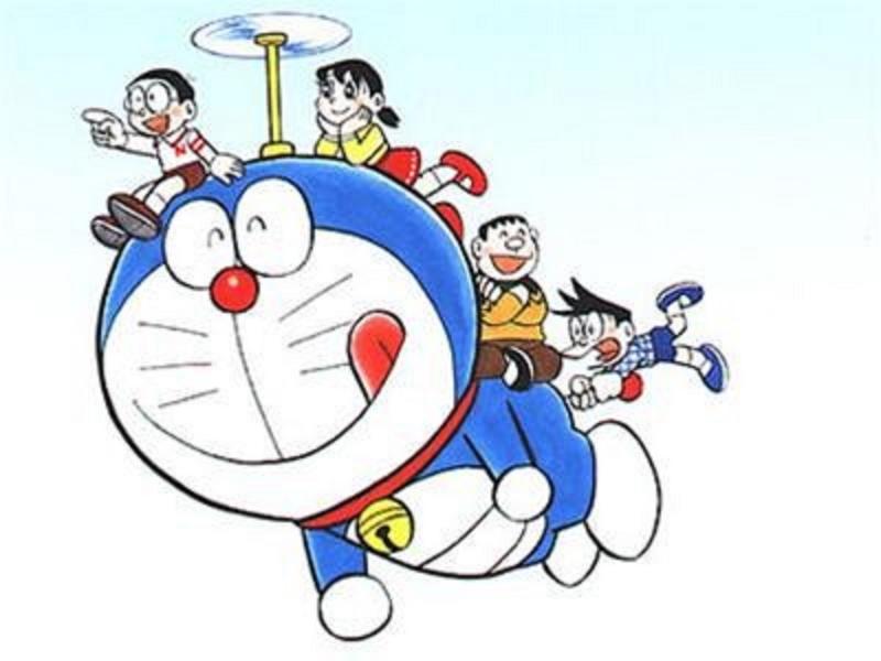 Top 10 bảo bối thú vị ai cũng muốn sở hữu một lần của Doraemon 3