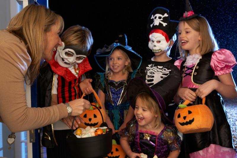 Bạn không nên bỏ lỡ 10 điều thú vị này trong ngày lễ Halloween 11