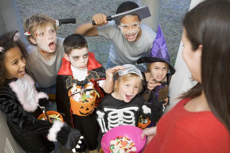 Bạn không nên bỏ lỡ 10 điều thú vị này trong ngày lễ Halloween 9