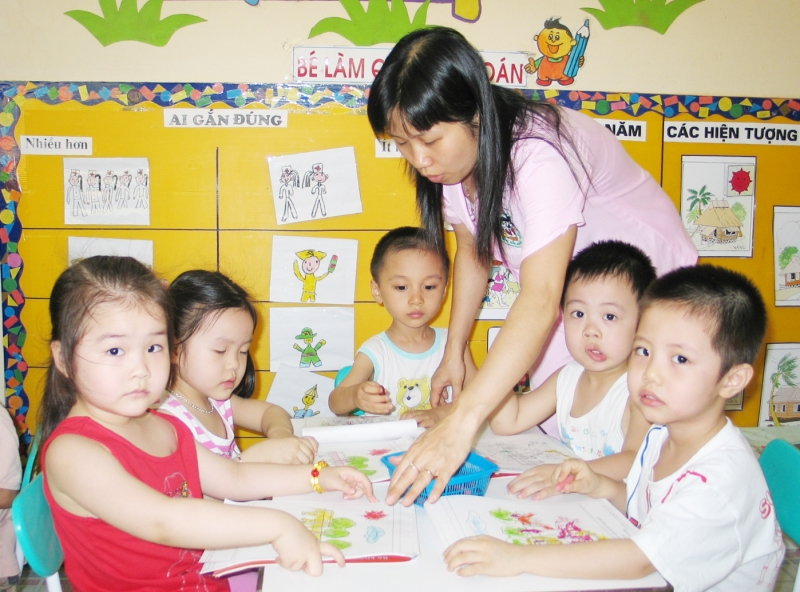 Mẹo hay giúp giáo viên mầm non dễ dàng giải quyết 10 tình huống khó xử hay gặp nhất 8