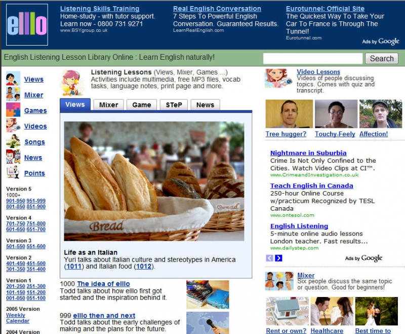 10 trang web luyện nghe tiếng anh online miễn phí hữu ích nhất cho người mới học 8