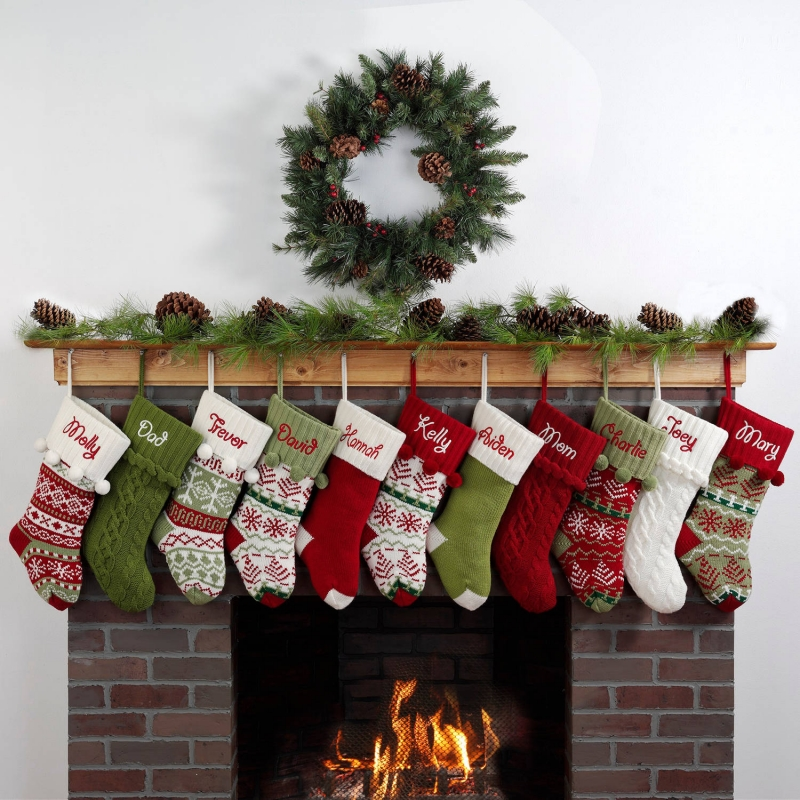 Hướng dẫn bạn làm đồ trang trí Noel cực đẹp đơn giản, dễ làm giúp Noel thêm ý nghĩa 11