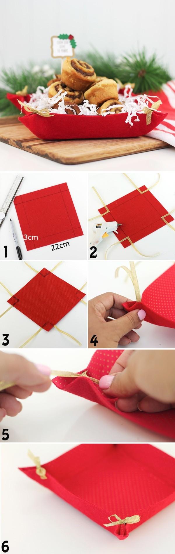 Hướng dẫn bạn làm đồ trang trí Noel cực đẹp đơn giản, dễ làm giúp Noel thêm ý nghĩa 4