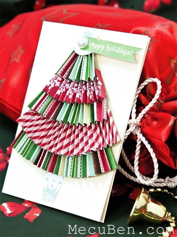 Hướng dẫn bạn làm đồ trang trí Noel cực đẹp đơn giản, dễ làm giúp Noel thêm ý nghĩa 8