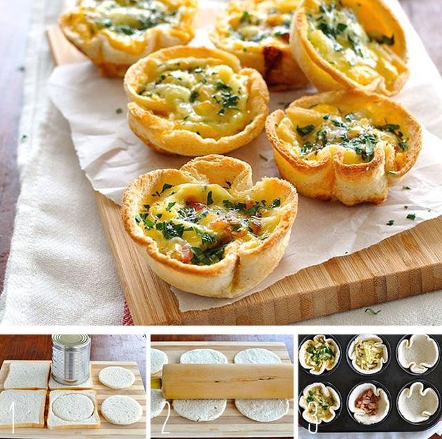 Bật mí 10 món ăn cực ngon được làm từ phô mai mozzarella mà bạn nên dùng thử 9