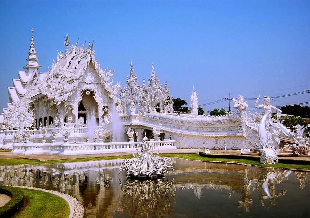 Cùng chiêm ngưỡng 10 ngôi chùa đẹp nhất trên thế giới 1