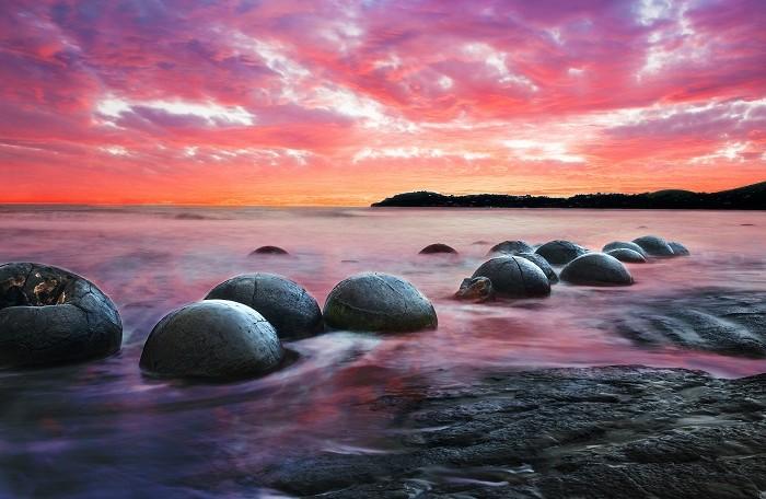 Khám phá 10 bãi biển kỳ lạ và tuyệt đẹp trên khắp thế giới
