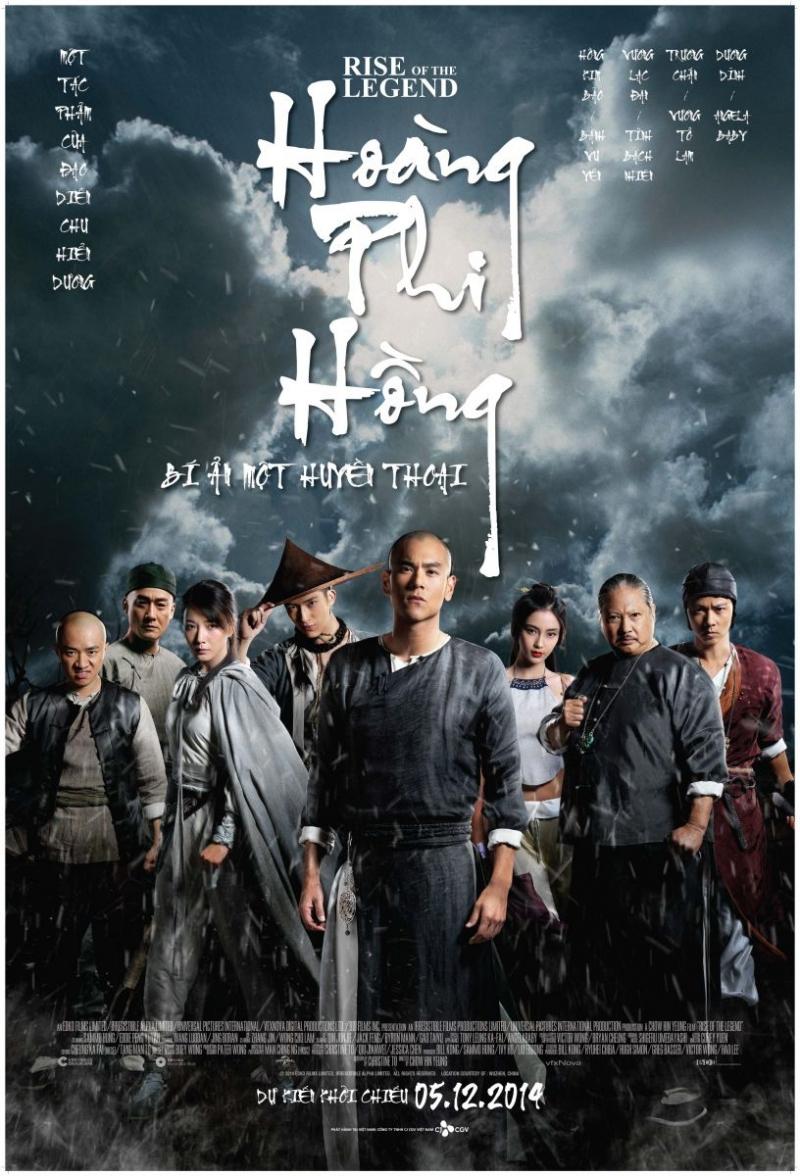 Danh sách 10 bộ phim hành động Hong Kong hay nhất mọi thời đại 10